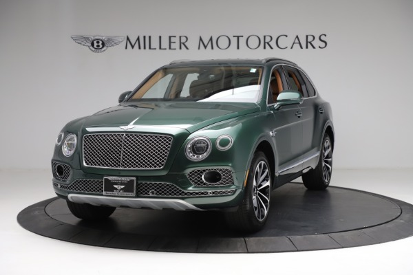 Used 2017 Bentley Bentayga W12 for sale Sold at Aston Martin of Greenwich in Greenwich CT 06830 1