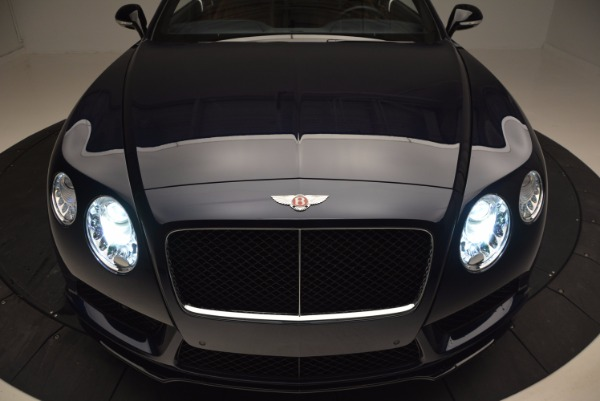 Used 2015 Bentley Continental GT V8 S for sale Sold at Aston Martin of Greenwich in Greenwich CT 06830 17
