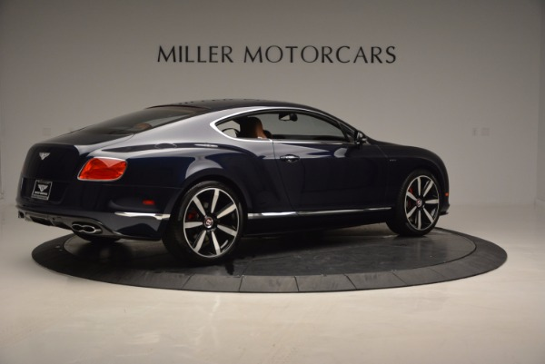 Used 2015 Bentley Continental GT V8 S for sale Sold at Aston Martin of Greenwich in Greenwich CT 06830 8