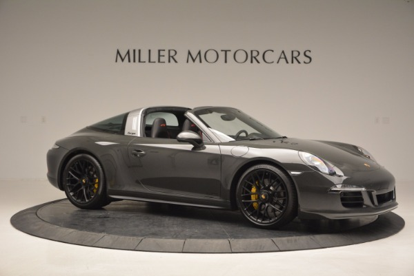 Used 2016 Porsche 911 Targa 4 GTS for sale Sold at Aston Martin of Greenwich in Greenwich CT 06830 10