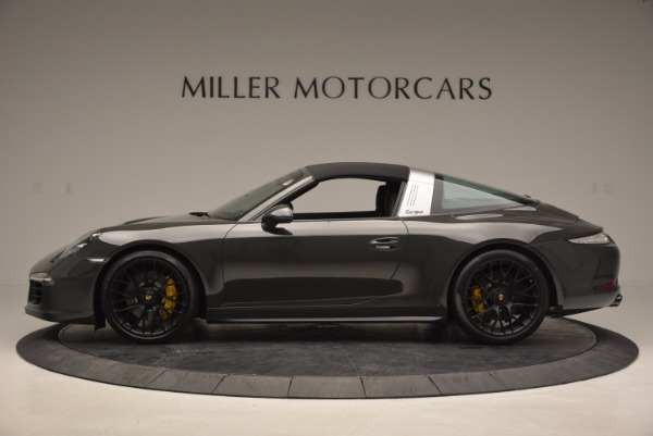 Used 2016 Porsche 911 Targa 4 GTS for sale Sold at Aston Martin of Greenwich in Greenwich CT 06830 14
