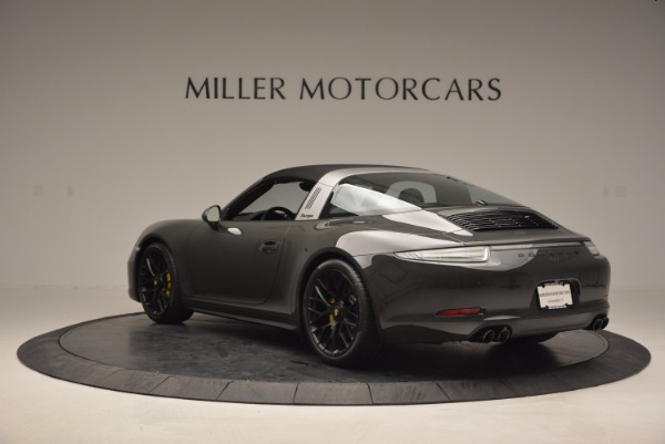 Used 2016 Porsche 911 Targa 4 GTS for sale Sold at Aston Martin of Greenwich in Greenwich CT 06830 16
