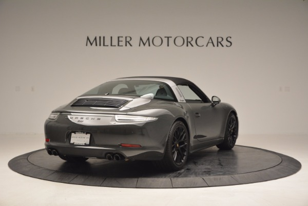 Used 2016 Porsche 911 Targa 4 GTS for sale Sold at Aston Martin of Greenwich in Greenwich CT 06830 18