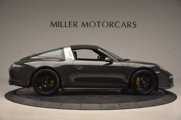 Used 2016 Porsche 911 Targa 4 GTS for sale Sold at Aston Martin of Greenwich in Greenwich CT 06830 20