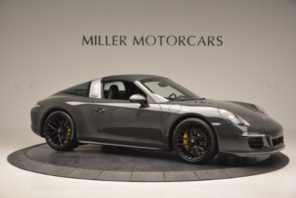 Used 2016 Porsche 911 Targa 4 GTS for sale Sold at Aston Martin of Greenwich in Greenwich CT 06830 21