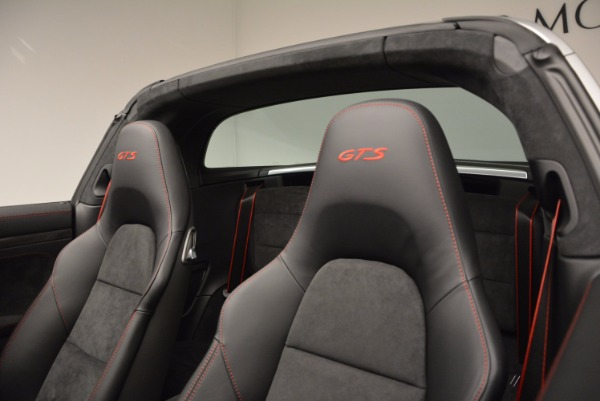 Used 2016 Porsche 911 Targa 4 GTS for sale Sold at Aston Martin of Greenwich in Greenwich CT 06830 26