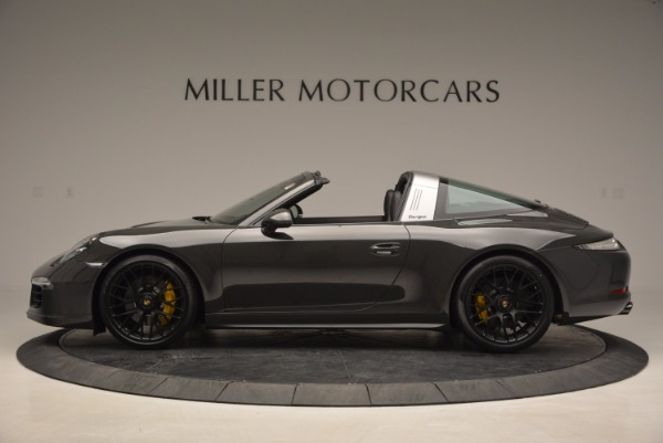 Used 2016 Porsche 911 Targa 4 GTS for sale Sold at Aston Martin of Greenwich in Greenwich CT 06830 3
