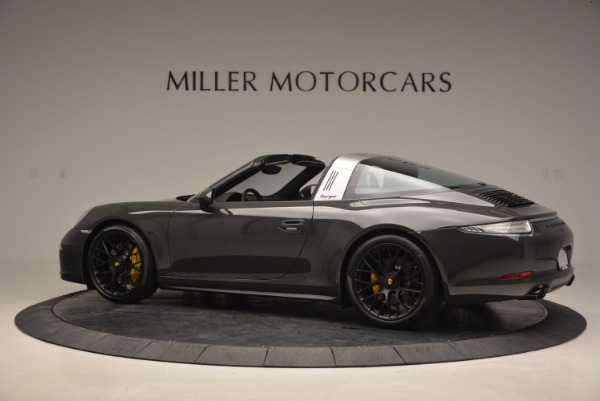 Used 2016 Porsche 911 Targa 4 GTS for sale Sold at Aston Martin of Greenwich in Greenwich CT 06830 4