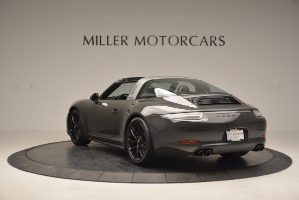 Used 2016 Porsche 911 Targa 4 GTS for sale Sold at Aston Martin of Greenwich in Greenwich CT 06830 5