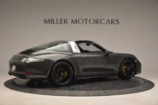 Used 2016 Porsche 911 Targa 4 GTS for sale Sold at Aston Martin of Greenwich in Greenwich CT 06830 8