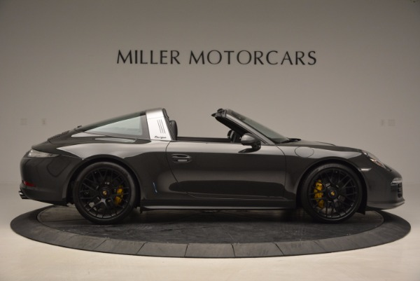 Used 2016 Porsche 911 Targa 4 GTS for sale Sold at Aston Martin of Greenwich in Greenwich CT 06830 9