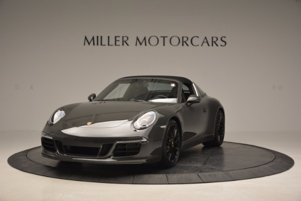 Used 2016 Porsche 911 Targa 4 GTS for sale Sold at Aston Martin of Greenwich in Greenwich CT 06830 1