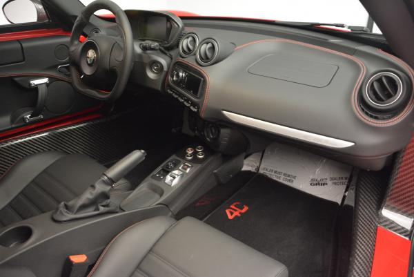 Used 2015 Alfa Romeo 4C for sale Sold at Aston Martin of Greenwich in Greenwich CT 06830 20