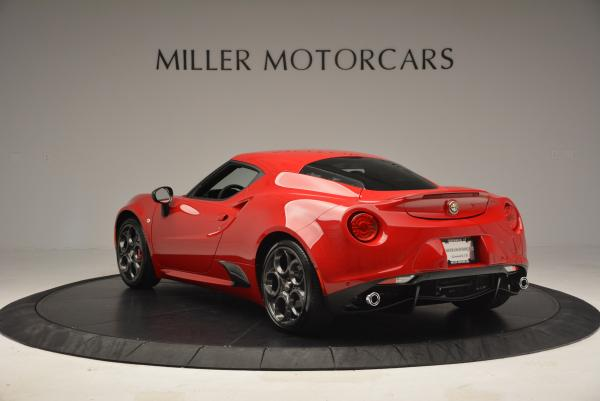 Used 2015 Alfa Romeo 4C for sale Sold at Aston Martin of Greenwich in Greenwich CT 06830 5