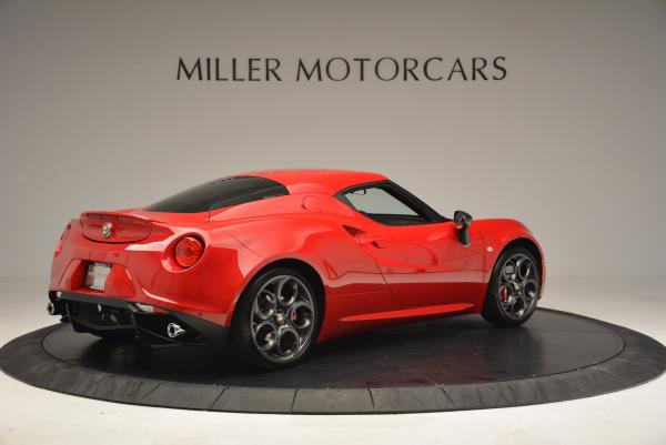 Used 2015 Alfa Romeo 4C for sale Sold at Aston Martin of Greenwich in Greenwich CT 06830 8