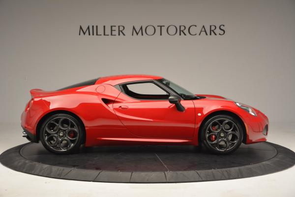 Used 2015 Alfa Romeo 4C for sale Sold at Aston Martin of Greenwich in Greenwich CT 06830 9