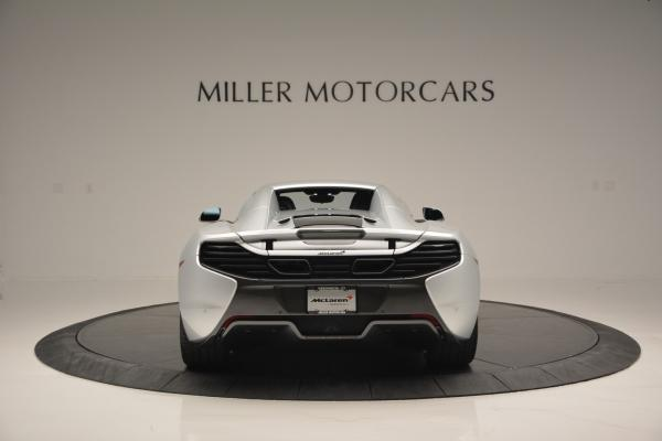 New 2016 McLaren 650S Spider for sale Sold at Aston Martin of Greenwich in Greenwich CT 06830 15