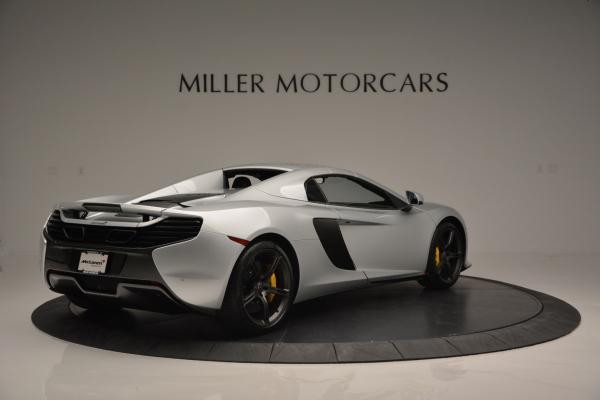 New 2016 McLaren 650S Spider for sale Sold at Aston Martin of Greenwich in Greenwich CT 06830 16