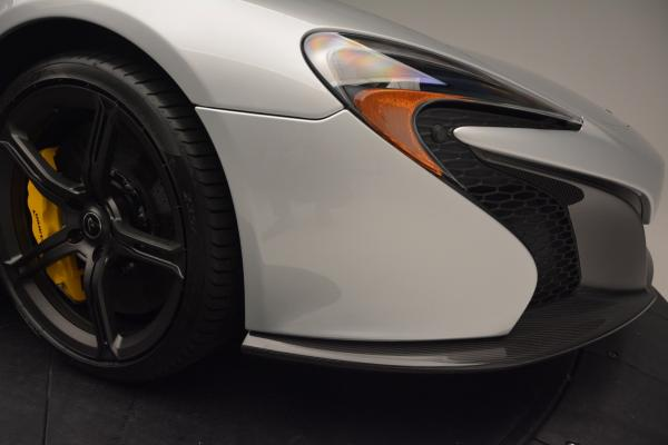 New 2016 McLaren 650S Spider for sale Sold at Aston Martin of Greenwich in Greenwich CT 06830 28