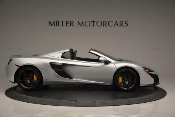 New 2016 McLaren 650S Spider for sale Sold at Aston Martin of Greenwich in Greenwich CT 06830 7