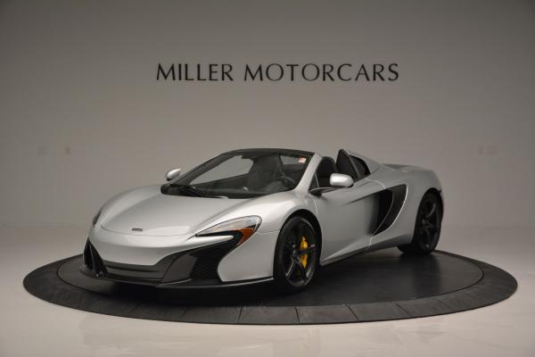New 2016 McLaren 650S Spider for sale Sold at Aston Martin of Greenwich in Greenwich CT 06830 1