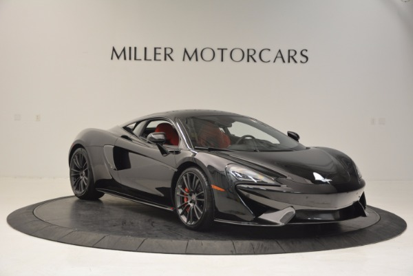 Used 2017 McLaren 570S for sale $149,900 at Aston Martin of Greenwich in Greenwich CT 06830 10