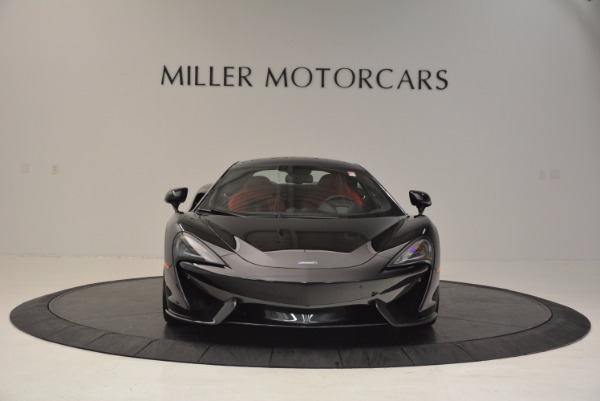 Used 2017 McLaren 570S for sale $149,900 at Aston Martin of Greenwich in Greenwich CT 06830 11