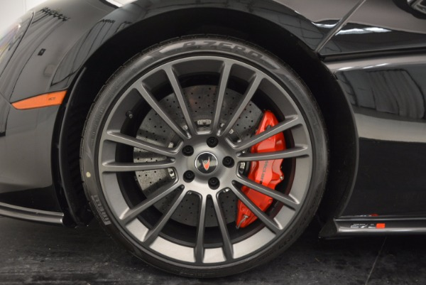 Used 2017 McLaren 570S for sale $149,900 at Aston Martin of Greenwich in Greenwich CT 06830 13
