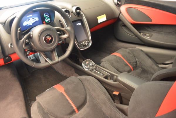 Used 2017 McLaren 570S for sale $149,900 at Aston Martin of Greenwich in Greenwich CT 06830 14