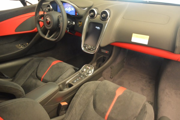 Used 2017 McLaren 570S for sale $149,900 at Aston Martin of Greenwich in Greenwich CT 06830 17
