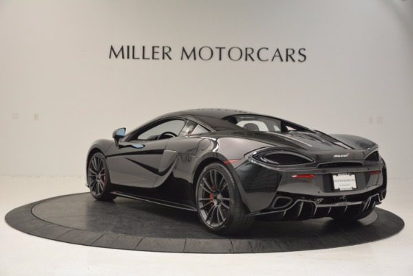 Used 2017 McLaren 570S for sale $149,900 at Aston Martin of Greenwich in Greenwich CT 06830 4