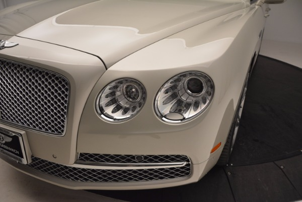 Used 2016 Bentley Flying Spur W12 for sale Sold at Aston Martin of Greenwich in Greenwich CT 06830 18