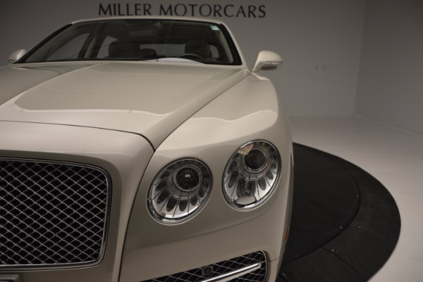Used 2016 Bentley Flying Spur W12 for sale Sold at Aston Martin of Greenwich in Greenwich CT 06830 19