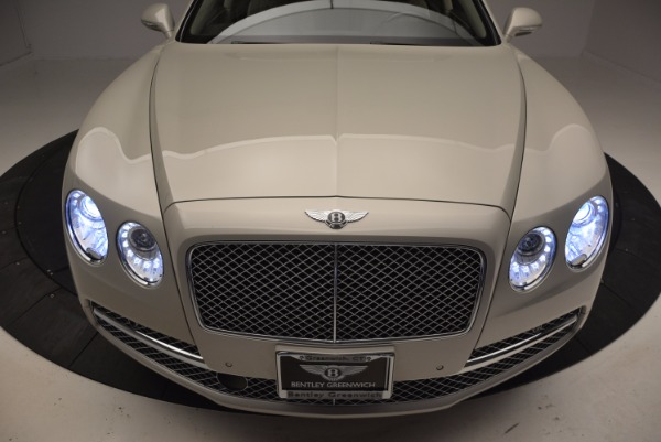 Used 2016 Bentley Flying Spur W12 for sale Sold at Aston Martin of Greenwich in Greenwich CT 06830 23