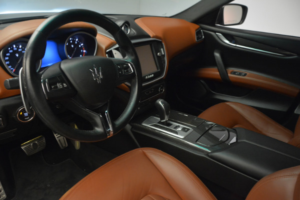 Used 2014 Maserati Ghibli S Q4 for sale Sold at Aston Martin of Greenwich in Greenwich CT 06830 13