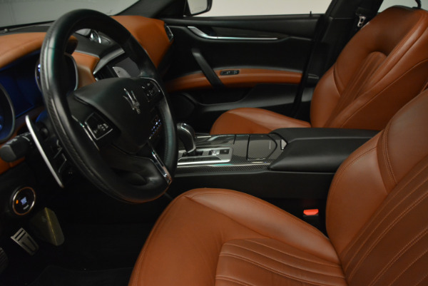 Used 2014 Maserati Ghibli S Q4 for sale Sold at Aston Martin of Greenwich in Greenwich CT 06830 14