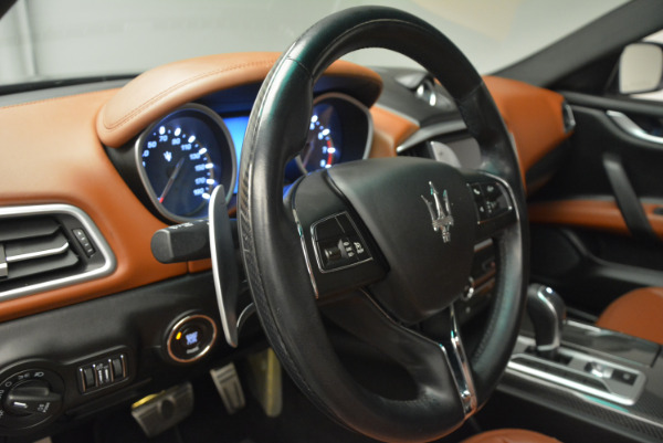 Used 2014 Maserati Ghibli S Q4 for sale Sold at Aston Martin of Greenwich in Greenwich CT 06830 15