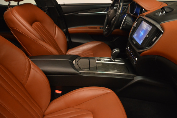 Used 2014 Maserati Ghibli S Q4 for sale Sold at Aston Martin of Greenwich in Greenwich CT 06830 21