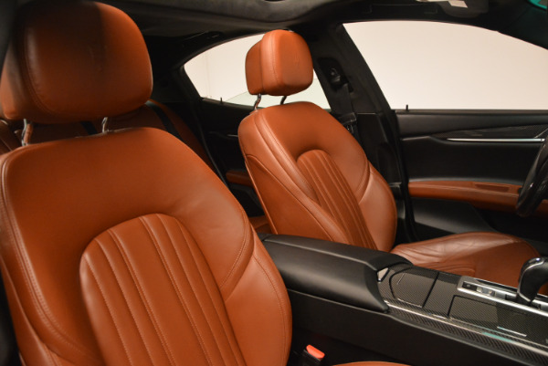 Used 2014 Maserati Ghibli S Q4 for sale Sold at Aston Martin of Greenwich in Greenwich CT 06830 22