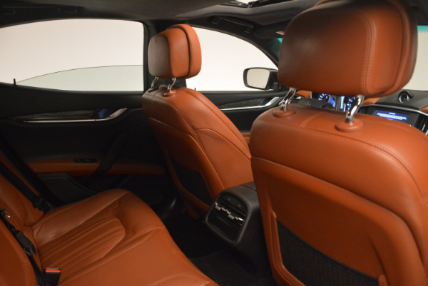 Used 2014 Maserati Ghibli S Q4 for sale Sold at Aston Martin of Greenwich in Greenwich CT 06830 23