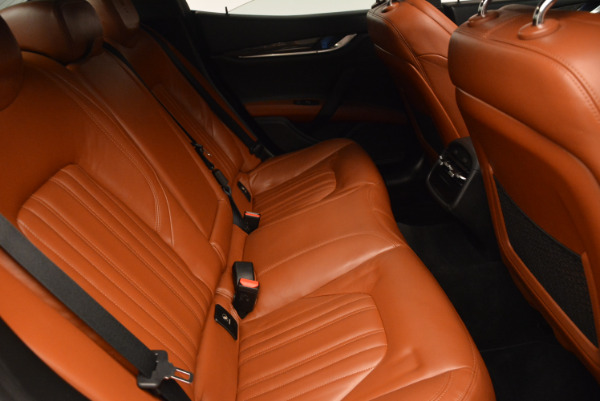 Used 2014 Maserati Ghibli S Q4 for sale Sold at Aston Martin of Greenwich in Greenwich CT 06830 24