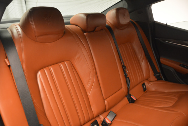 Used 2014 Maserati Ghibli S Q4 for sale Sold at Aston Martin of Greenwich in Greenwich CT 06830 25