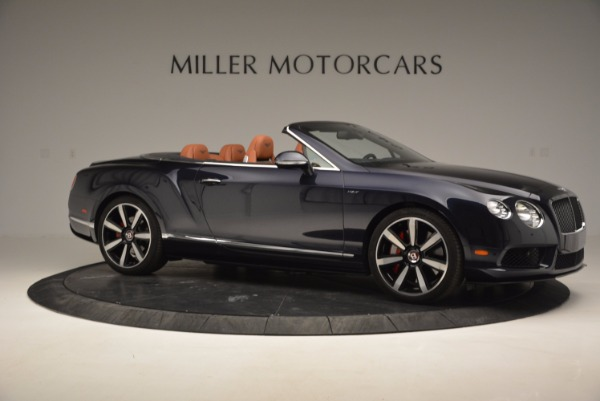 Used 2015 Bentley Continental GT V8 S for sale Sold at Aston Martin of Greenwich in Greenwich CT 06830 10