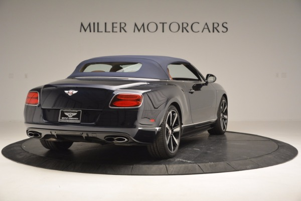 Used 2015 Bentley Continental GT V8 S for sale Sold at Aston Martin of Greenwich in Greenwich CT 06830 19