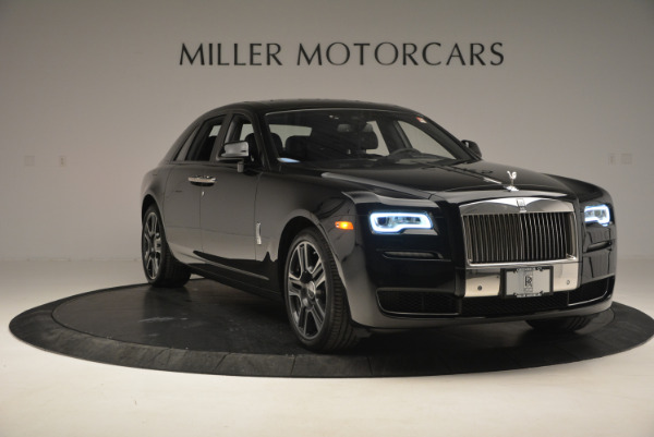 New 2017 Rolls-Royce Ghost for sale Sold at Aston Martin of Greenwich in Greenwich CT 06830 12