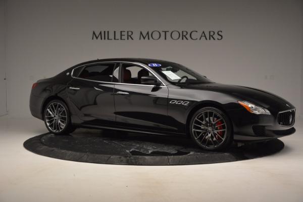 Used 2015 Maserati Quattroporte S Q4 for sale Sold at Aston Martin of Greenwich in Greenwich CT 06830 10