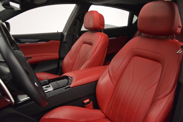 Used 2015 Maserati Quattroporte S Q4 for sale Sold at Aston Martin of Greenwich in Greenwich CT 06830 16