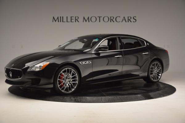 Used 2015 Maserati Quattroporte S Q4 for sale Sold at Aston Martin of Greenwich in Greenwich CT 06830 2