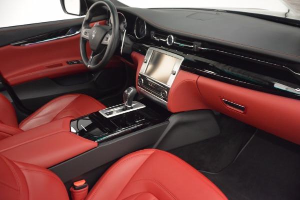 Used 2015 Maserati Quattroporte S Q4 for sale Sold at Aston Martin of Greenwich in Greenwich CT 06830 20