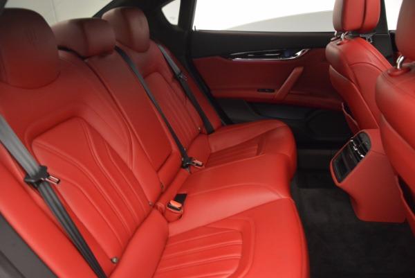 Used 2015 Maserati Quattroporte S Q4 for sale Sold at Aston Martin of Greenwich in Greenwich CT 06830 24